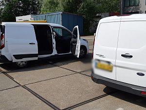 Zeehavenpolitie vindt gestolen auto's