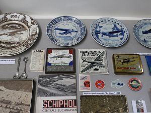 100 jaar Luchtvaart in Nederland in Streekmuseum