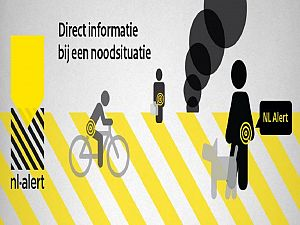 AOV: 'NL Alert werkte niet tijdens grote brand'