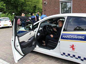 BvV en Fractie Boers verbijsterd over auto's Handhaving