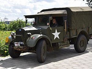 Veteranendag dit jaar in Schiedam