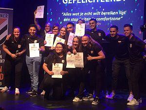 Eerste Vlaardingse Citytrainers ontvangen certificaat!