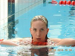 Anna van Droffelaar naar Olympisch festival
