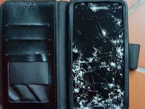 Samsung telefoon gevonden