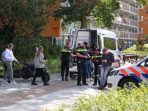 Politie neemt scooter in beslag na controle op rollerbank