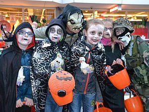 25 Oktober Nel's Halloween in Vlaardingen