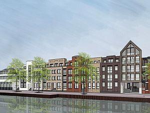New Haven nieuwe stap in ontwikkeling Rivierzone