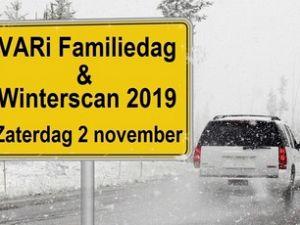 Zet alvast in uw agenda: VARi Family Dag met gratis winterscan