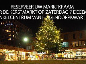Huur een kraam op de leukste kerstmarkt van Vlaardingen