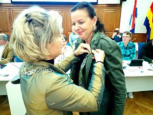 'Lintje' voor wethouder (en oud raadslid) Ivana Somers