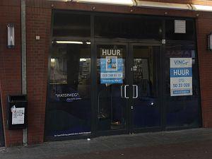 Binnenstad Vlaardingen: Het glas is halfleeg