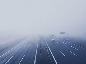 Code geel: dichte mist