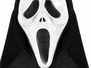 Overvaller met Screammasker schrok van gillende verkoopster