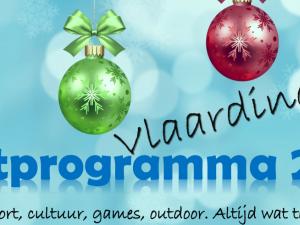 Kerstvakantie: Er is altijd iets te doen in Vlaardingen!