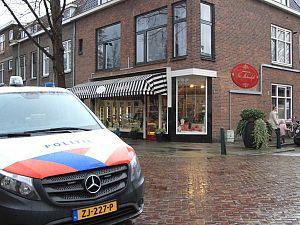 Banketbakkerij Molendijk overvallen
