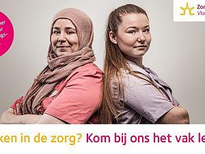 Informatiemiddag over Werken & Leren bij Zonnehuisgroep Vlaardingen