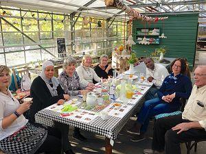Praten en eten: Dag van de Dialooglunch