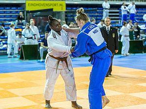 Vlaardingse winnares bij Dutch Open judotoernooi