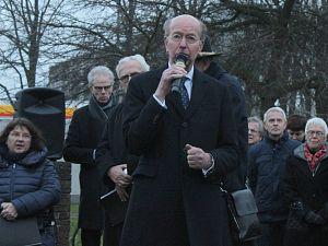 Vlaardingen herdenkt de Holocaust