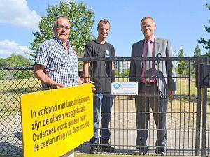 'Schapenweitje' Westwijk wordt opgedoekt