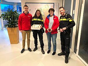 PvdA Vlaardingen: 'Hulpdiensten bedankt!'