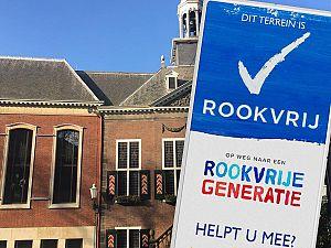 Fractie Boers wil rookvrij stadhuis