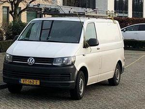 Weer VW transporter gestolen