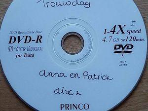 De Trouwdag van Anna en Patrick!