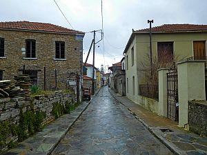 Wandelen in Pilion