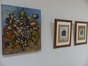 Nieuwe kunstexpositie in Het Zonnehuis