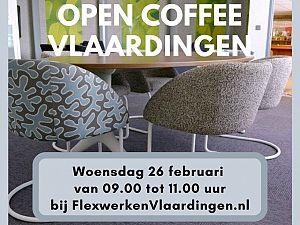 Open Coffee bij FlexwerkenVlaardingen.nl