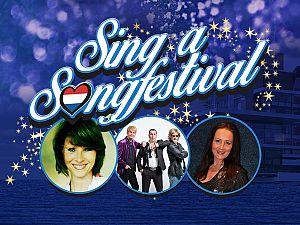Sing-a-Songfestival in het Delta Hotel