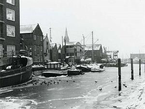 De barre winter van 1963: bijzondere lezing Historische Vereniging