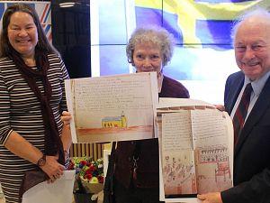 Beste Zweden, bedankt voor het brood: 75 jaar later
