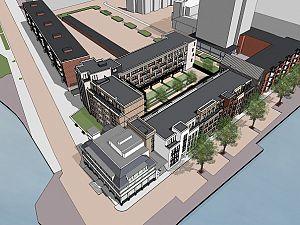 Woningbouw 'New Haven' duurt nog even