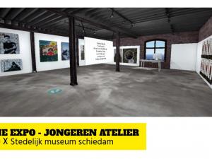 Jongeren Atelier: een online expositie