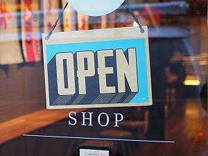 Winkels ook op zondag al vroeg open?