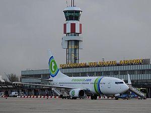 Vliegveld Rotterdam ontving bijna nul vliegtuigen, maar dat wordt anders