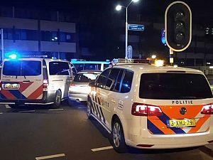Twee arrestaties na nachtelijke achtervolging