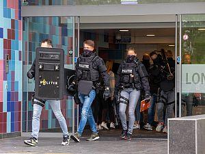 Team Parate Eenheid ingezet na melding over vuurwapen