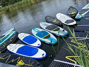 Wilde watersport woensdagen