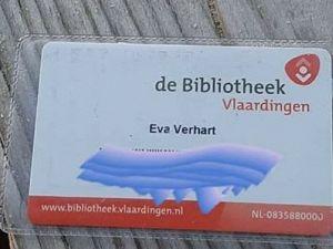 Bibliotheekpasje gevonden... in Zeeland!