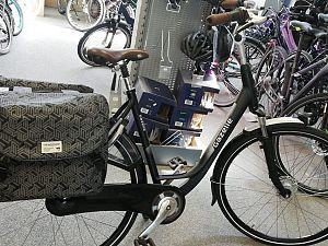 Gestolen Gazelle fiets gezocht
