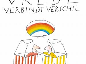 Vredesweek met politiek tekenaar Len Munnik