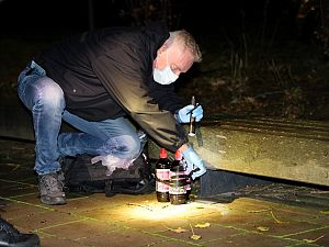 Vuurwerkbom ontmanteld aan Oslopad