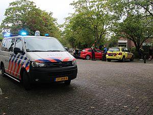 Traumaheli gealarmeerd voor vechtpartij in Vlaardingen