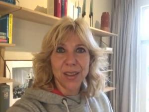 Claudia de Breij: 'Orgel Joke het beste nieuws van 2020'