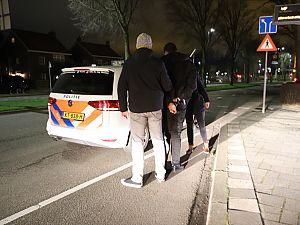 Achtervolging van in Den Haag gestolen auto eindigt in Vlaardingen