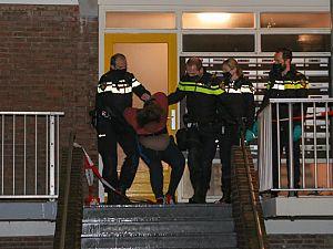 Vrouw aangehouden na steekpartij in Vlaardingen