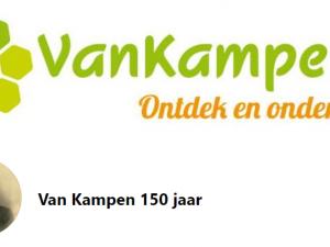 Speciale facebookpagina voor 150 jaar IKC Van Kampen